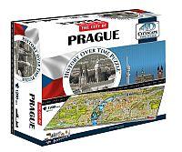 4D CITYSCAPE 4D Puzzle - Praha