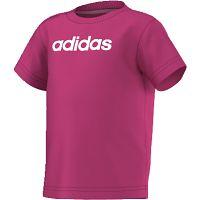 Adidas Dievčenské tričko Aj Fv Brand Tee, 98 cm