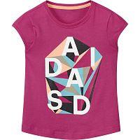 Adidas Dievčenské tričko LG RI CO TEE AK1959, 110 cm