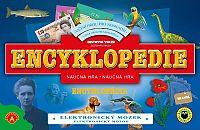 Alexander Encyklopédia - Elektronický mozog
