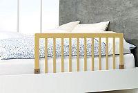 Baby Dan Zábrana k posteli drevená, 43x90 cm - prírodná