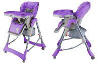 BabyGO Jedálenská stolička Tower Maxi