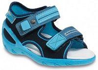 Befado Chlapčenské sandále Sunny - modré, EUR 22