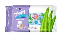 Bella Happy Čistiace obrúsky s aloe vera 56 ks