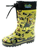 Beppi Detské zateplené gumáky SpongeBob - žlté, EUR 29