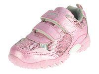 Beppi Dievčenské tenisky s flitrami - ružové, EUR 23