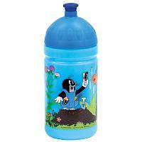 Bino Zdravá fľaša - Krtko - modrá