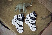 Blade & Rose Ponožky so zebrou, 68 cm