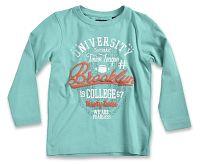 Blue Seven Chlapčenské tričko Brooklyn - zelené, 110 cm