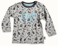 Blue Seven Chlapčenské tričko Rock on - farieb, 62 cm