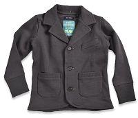 Blue Seven Chlapčenský kabátik - tmavosivý, 98 cm