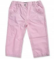 Blue Seven Dievčenské nohavice - svetlo ružové, 86 cm