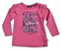 Blue Seven Dievčenské tričko Nature - ružové, 68 cm