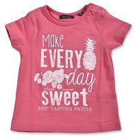 Blue Seven Dievčenské tričko s ovocím - farebné, 62 cm
