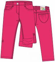 Blue Seven Dievčenské vyhrňovacie nohavice - ružové, 74 cm