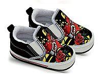 Bobobaby Dievčenské topánočky Hearts, EUR 19