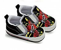 Bobobaby Dievčenské topánočky Hearts, EUR 21