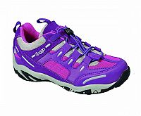 Bugga Dievčenské športové topánky - fialovo-ružové, EUR 28
