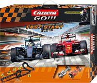 Carrera Autodráha Fast Start