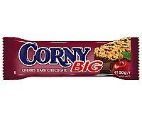 Corny BIG višňa, horká čokoláda 6 x 50g