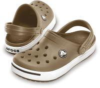 Crocs Detské sandále Crocband II - svetlo hnedé, EUR 19/21