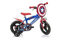 """Dino Bikes Chlapčenský bicykel Kapitán Amerika 16"""""""