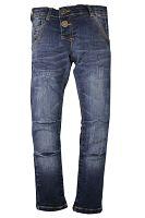 Dirkje Chlapčenské riflové nohavice - modré, 134 cm