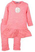 Dirkje Dievčenské dvojkomplet - ružový, 80 cm