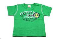 Dirkje Zelené tričko Sailing Club, 56 cm