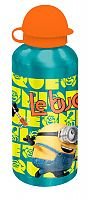 Disney ALU fľaša Mimoni, 500 ml