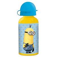 Disney ALU fľašu Mimoni - žlto-modrá