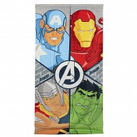 Disney Brand Chlapčenská plážová osuška Avengers - farebná