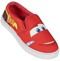 Disney Brand Chlapčenské nazúvacie tenisky Cars - červené, EUR 31