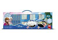 Disney Pečiatky Frozen, glass artkit