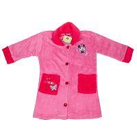 Disney Župan Minnie - svetlo ružový, 128 cm