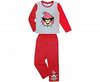 E plus M Chlapčenské pyžamo Angry Birds, 98-104 cm