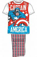 E plus M Chlapčenské pyžamo Avengers - Captain America, 104 cm