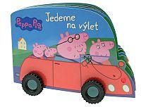 Egmont Prasiatko Peppa - Ideme na výlet