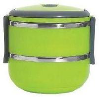 Eldom TM-140 dvojkomorová termoska, zelená