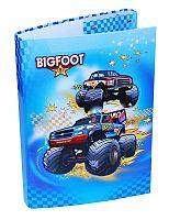 Emipo Chlapčenský box na zošity A4 Bigfoot