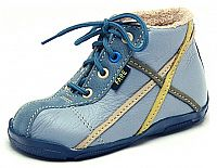 Fare Chlapčenské zateplené členkové tenisky - modré, EUR 18
