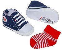 G-mini Detský set - capáčky a ponožky s Krtkom, EUR 20