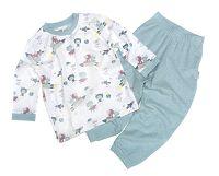 Gelati Chlapčenské pyžamo Universe - modré, 80 cm