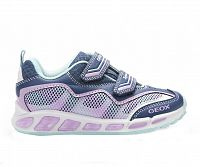 Geox Dievčenské tenisky - fialovo-modré, EUR 28