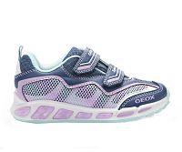 Geox Dievčenské tenisky - fialovo-modré, EUR 32