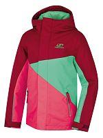 Hannah Dievčenská zimná bunda Wally - farebná, 152 cm