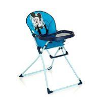 Hauck Skladacia jedálenská stolička Disney Mac Baby 2016 mickey blue II