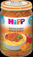HiPP BIO Bolonské špagety 6x220g