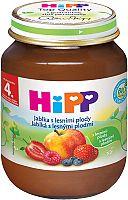 HiPP BIO Jablká s lesnými plodmi 6x125g