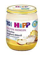 HiPP BIO Müsli, ovocie a jogurt 6x160 g